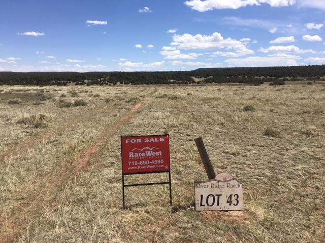 Lot 43 River Ridge Ranch #2, Walsenburg, CO 81089 (MLS #18-484) :: Sarah Manshel of Southern Colorado Realty