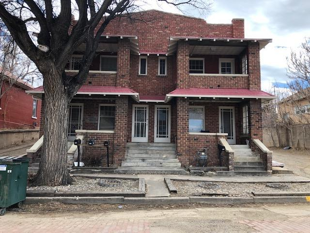 420-426 W First St, Trinidad, CO 81082 (MLS #19-171) :: Big Frontier Group of Bachman & Associates