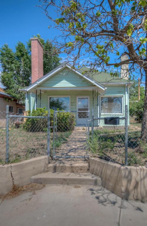 204 Kansas Ave, Walsenburg, CO 81089 (MLS #18-742) :: Sarah Manshel of Southern Colorado Realty