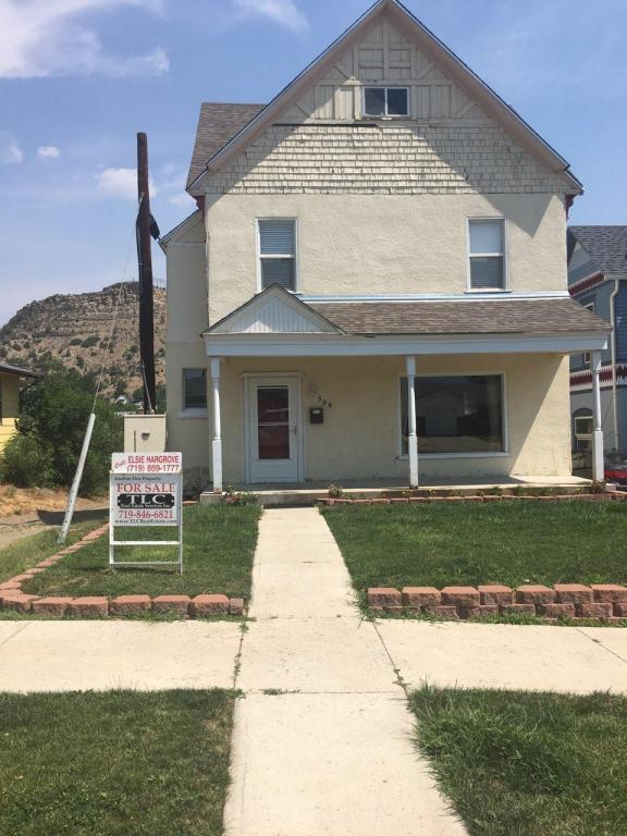 309 W Colorado Ave, Trinidad, CO 81082 (MLS #18-808) :: Sarah Manshel of Southern Colorado Realty