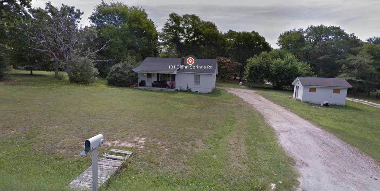 181 Glenn Springs Road - Photo 1