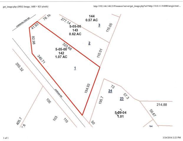 102 Carshalton Dr Lot 1, Lyman, SC 29365 (#233797) :: Century 21 Blackwell & Co. Realty, Inc.