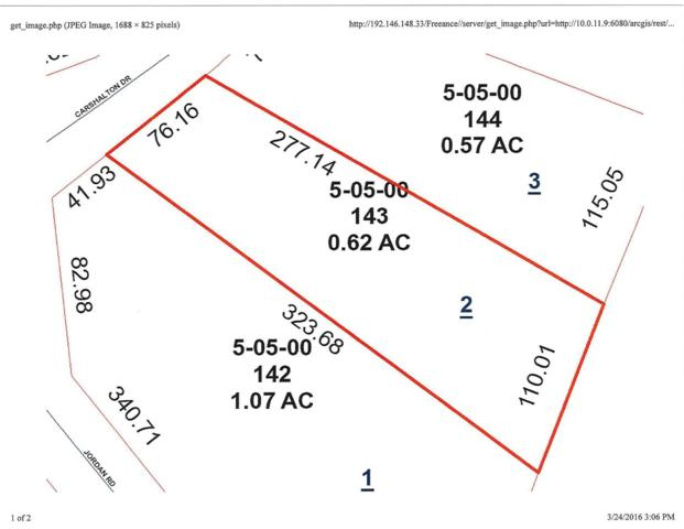 106 Carshalton Dr Lot 2, Lyman, SC 29365 (#233799) :: Century 21 Blackwell & Co. Realty, Inc.