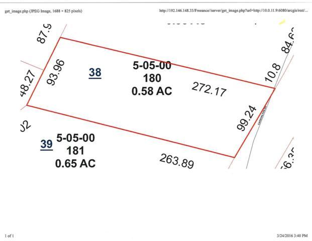 181 Carshalton Dr Lot 38, Lyman, SC 29365 (#233805) :: Century 21 Blackwell & Co. Realty, Inc.