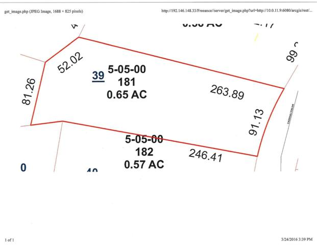 177 Carshalton Dr Lot 39, Lyman, SC 29365 (#233806) :: Century 21 Blackwell & Co. Realty, Inc.