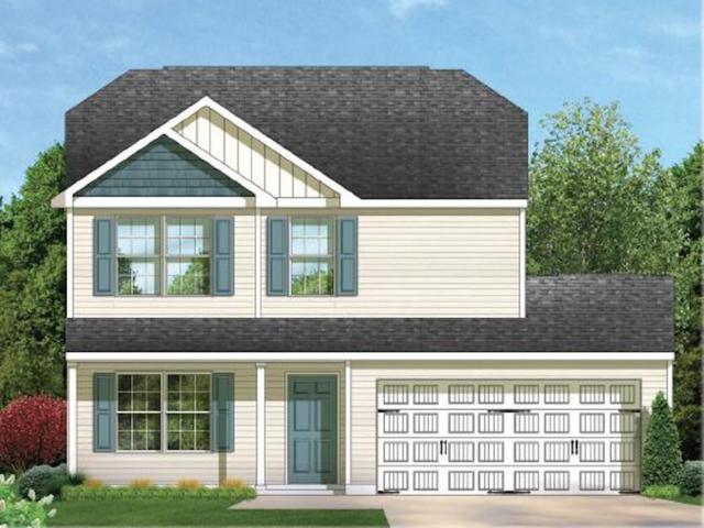 122 Vista Hill Drive, Spartanburg, SC 29306 (#245738) :: Connie Rice and Partners