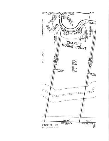 603 Charles Moore Ct Lot 13, Roebuck, SC 29376 (#245873) :: Century 21 Blackwell & Co. Realty, Inc.