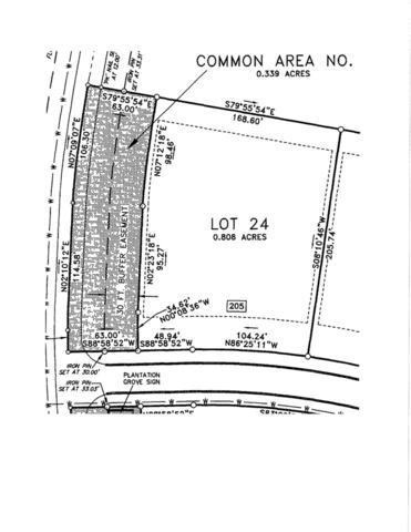 205 Plantation Grove Drive Lot 24, Roebuck, SC 29376 (#245889) :: Century 21 Blackwell & Co. Realty, Inc.