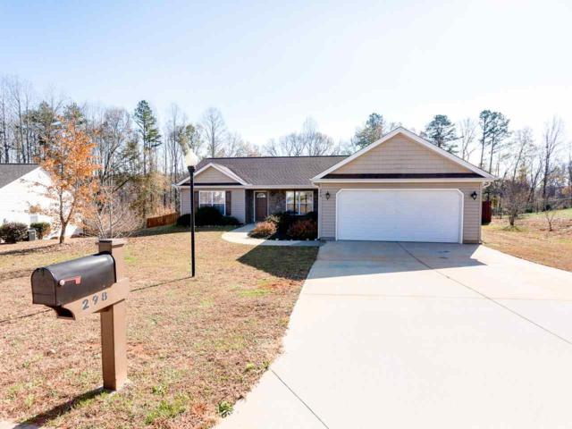 298 Heatherbrook Dr., Lyman, SC 29365 (#248144) :: Connie Rice and Partners