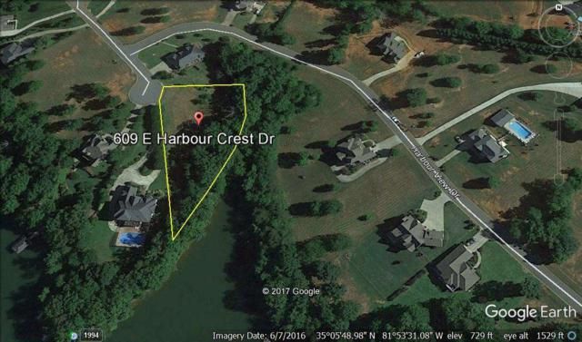 609 E Harbour Crest Dr, Chesnee, SC 29323 (#248183) :: Century 21 Blackwell & Co. Realty, Inc.
