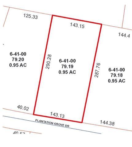 225 Plantation Grove Drive Lot 19, Roebuck, SC 29376 (#248609) :: Century 21 Blackwell & Co. Realty, Inc.