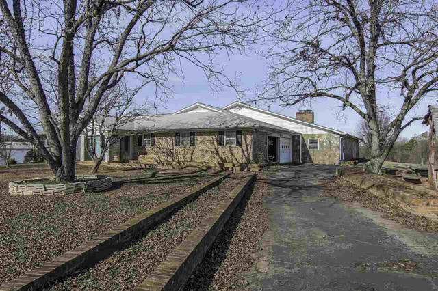 1521 Victor Hill Road, Duncan, SC 29334 (#248789) :: Century 21 Blackwell & Co. Realty, Inc.