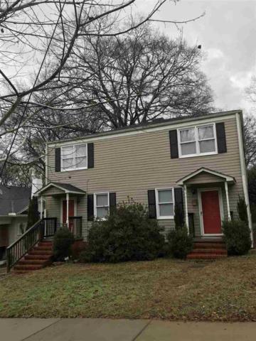 545-547 Woodland Street, Spartanburg, SC 29302 (#248838) :: Century 21 Blackwell & Co. Realty, Inc.