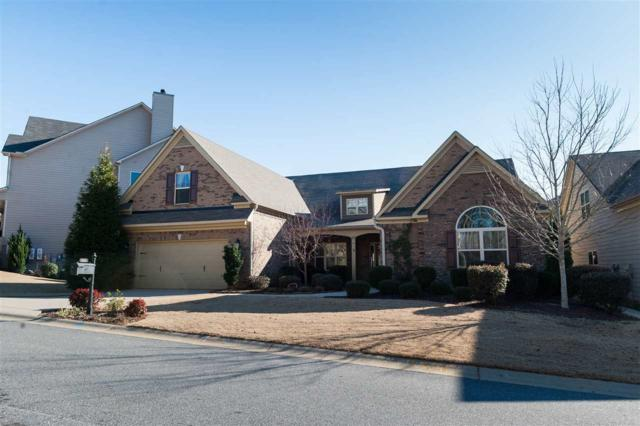 321 Abby Circle, Greenville, SC 29607 (#248918) :: Century 21 Blackwell & Co. Realty, Inc.
