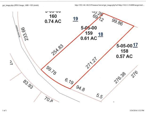 166 Carshalton Dr Lot 18, Lyman, SC 29365 (#249227) :: Century 21 Blackwell & Co. Realty, Inc.