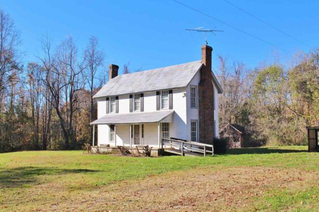 734 Riddle Rd, Pauline, SC 29374 (#249680) :: Century 21 Blackwell & Co. Realty, Inc.