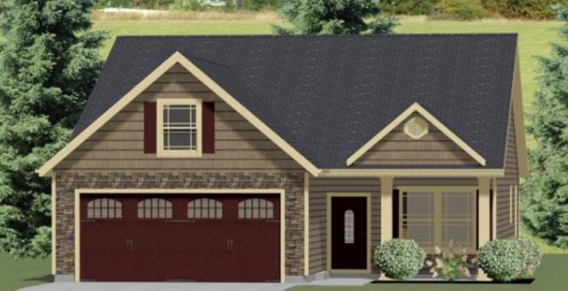 501 Brown Arrow Circle Lot 2, Inman, SC 29349 (#250043) :: Century 21 Blackwell & Co. Realty, Inc.