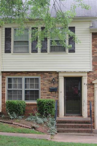 1460 Dover Road Apt D, Spartanburg, SC 29301 (#251342) :: Connie Rice and Partners