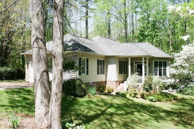 4127 Berry Mill Road, Greer, SC 29651 (#251385) :: Connie Rice and Partners