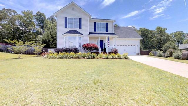 105 Faulkner Cir., Greer, SC 29651 (#252228) :: Century 21 Blackwell & Co. Realty, Inc.