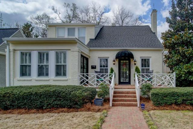360 Mills Ave, Spartanburg, SC 29302 (#252808) :: Century 21 Blackwell & Co. Realty, Inc.