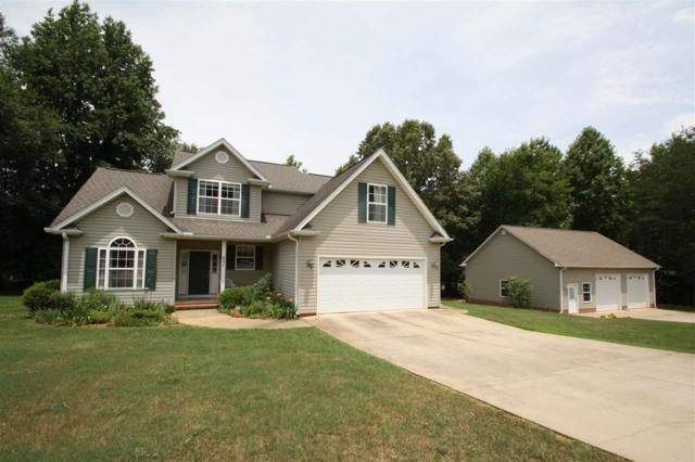 501 Nichole Place, Greer, SC 29651 (#253031) :: Connie Rice and Partners