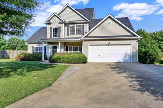 8 Grayling Court, Simpsonville, SC 29680 (#253069) :: Century 21 Blackwell & Co. Realty, Inc.