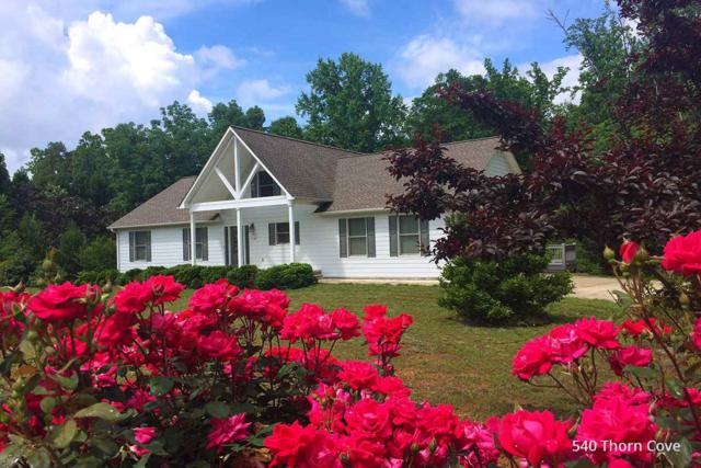 540 Thorn Cove Drive, Chesnee, SC 29323 (#253270) :: Century 21 Blackwell & Co. Realty, Inc.
