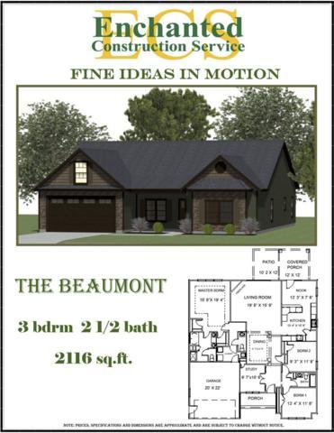 650 Cub Branch Drive Lot 70, Spartanburg, SC 29301 (#253506) :: Century 21 Blackwell & Co. Realty, Inc.
