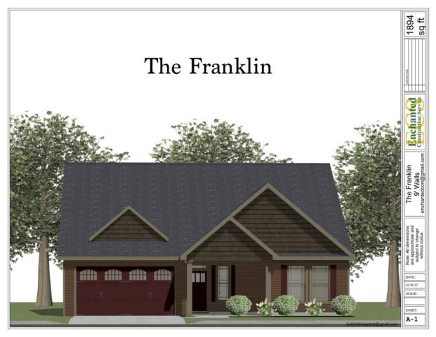 646 Cub Branch Drive Lot 71, Spartanburg, SC 29301 (#253508) :: Century 21 Blackwell & Co. Realty, Inc.