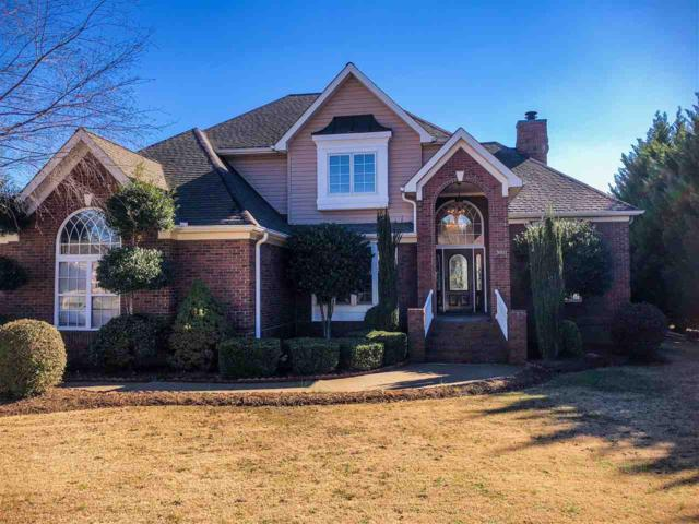 308 Rolling Meadow Ct, Spartanburg, SC 29303 (#253545) :: Century 21 Blackwell & Co. Realty, Inc.