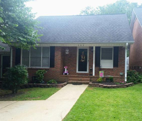 303 Sunridge Drive, Spartanburg, SC 29302 (#254127) :: Century 21 Blackwell & Co. Realty, Inc.