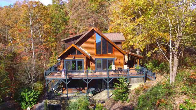 229 Nicklaus Lane, Lake Lure, NC 28746 (#254341) :: Connie Rice and Partners