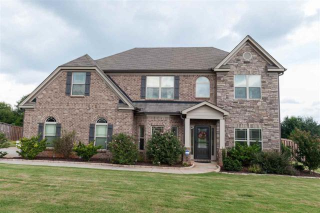 164 Harbrooke Circle, Greer, SC 29651 (#254635) :: Connie Rice and Partners