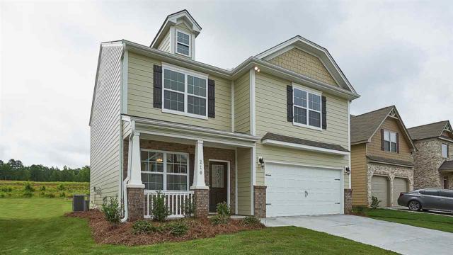 813 Hillsdale Avenue, Lyman, SC 29365 (#254812) :: Century 21 Blackwell & Co. Realty, Inc.