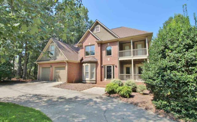 509 Bent Creek Ln, Spartanburg, SC 29306 (#255002) :: Century 21 Blackwell & Co. Realty, Inc.