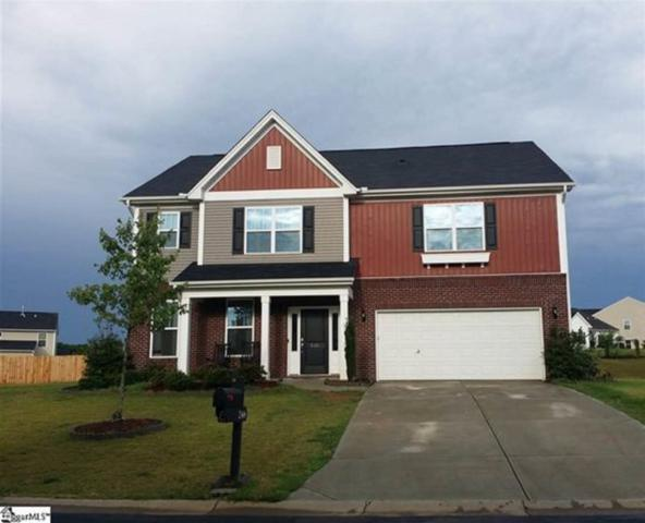 248 Castleton Circle, Boiling Springs, SC 29316 (#255052) :: Century 21 Blackwell & Co. Realty, Inc.