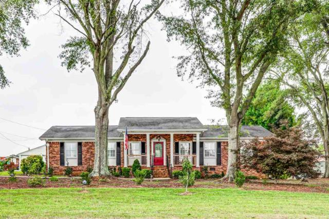 1113 S Frontage Road, Fountain Inn, SC 29644 (#255640) :: Century 21 Blackwell & Co. Realty, Inc.