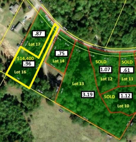 335 Pine Hills Rd, Woodruff, SC 29388 (#255663) :: Connie Rice and Partners