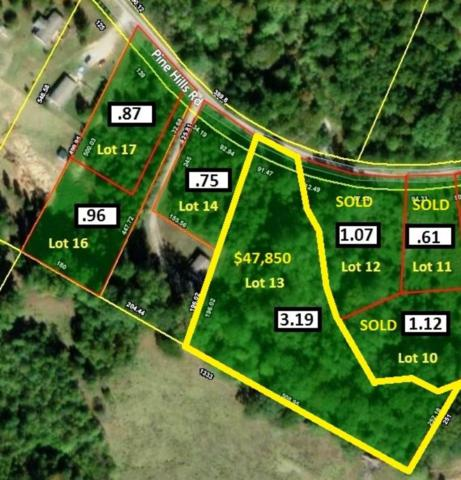 317 Pine Hills Rd, Woodruff, SC 29388 (#255675) :: Century 21 Blackwell & Co. Realty, Inc.