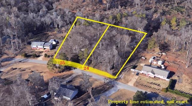 Lot 24 Bondale Drive, Spartanburg, SC 29303 (#256011) :: Century 21 Blackwell & Co. Realty, Inc.