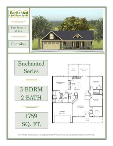 240 Hardin Rd Lot 11, Chesnee, SC 29323 (#256163) :: Century 21 Blackwell & Co. Realty, Inc.