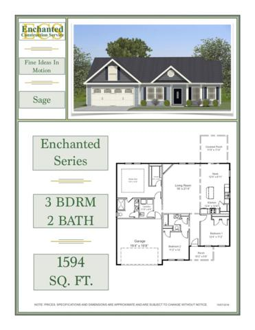 236 Hardin Rd Lot 10, Chesnee, SC 29323 (#256165) :: Century 21 Blackwell & Co. Realty, Inc.