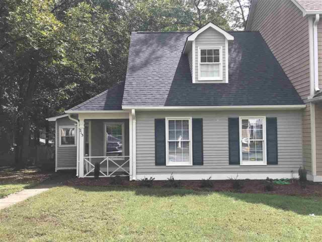 213 Woodburn Club Ln, Spartanburg, SC 29302 (#256168) :: Century 21 Blackwell & Co. Realty, Inc.