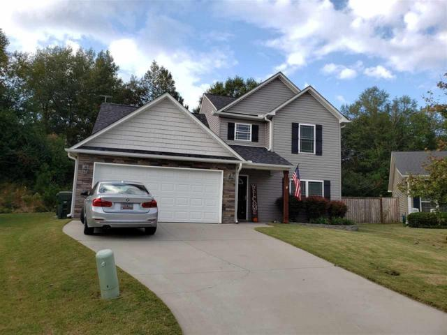 215 Cassidy Court, Simpsonville, SC 29680 (#256228) :: Century 21 Blackwell & Co. Realty, Inc.