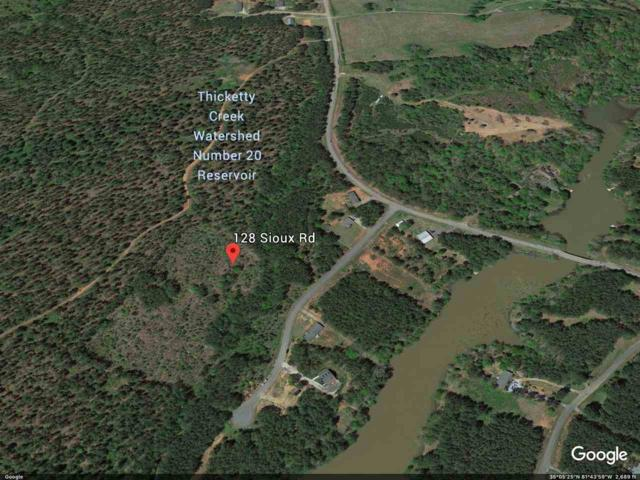 128 Sioux Rd, Gaffney, SC 29341 (#256230) :: Century 21 Blackwell & Co. Realty, Inc.