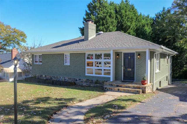 306 Memorial Drive, Greer, SC 29651 (#256537) :: Century 21 Blackwell & Co. Realty, Inc.