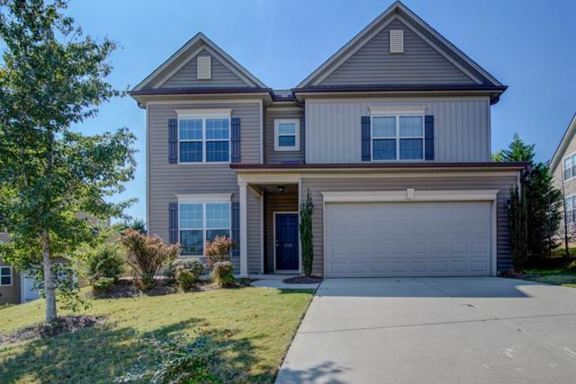 315 Park Ridge Circle, Greer, SC 29651 (#256562) :: Century 21 Blackwell & Co. Realty, Inc.