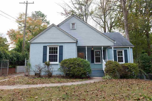 120 Canterbury Road, Spartanburg, SC 29302 (#256612) :: Century 21 Blackwell & Co. Realty, Inc.
