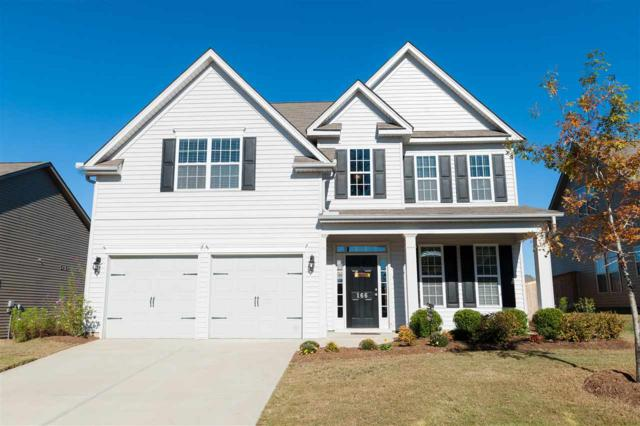 166 Willowbottom Drive, Greer, SC 29651 (#256725) :: Century 21 Blackwell & Co. Realty, Inc.
